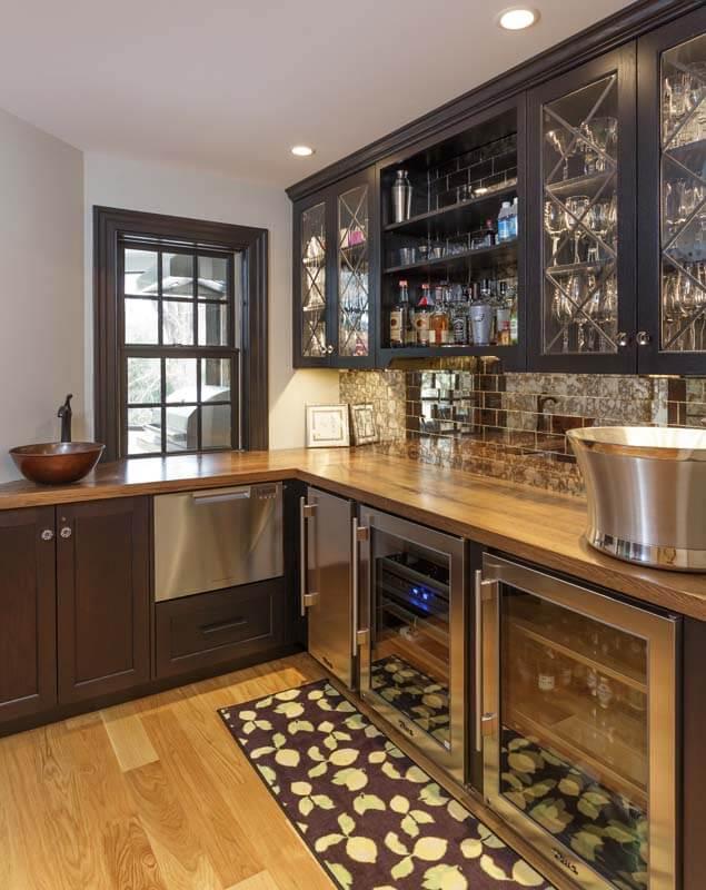 Home Bar Kitchen Remodeling